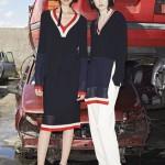 【マザーゲーム】衣装 長谷川京子さんの8話のファッションチェック
