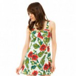 【水原希子】心がポキッとね 衣装 お花のワンピースが可愛い