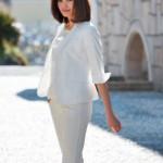 【戸田恵梨香】リスクの神様 衣装 白のジャケットが欲しい ピアスも判明