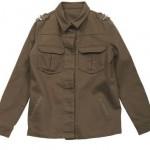 探偵の探偵 北川景子 衣装 カーキのジャケットとカットソーが見つかったよ