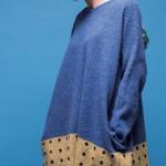 家族ノカタチ 風吹ジュンの衣装が人気!ほっこり優しいニットやコートワンピなど