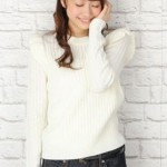 3話の深田恭子の肩フリルの服が可愛い!ダメな私に恋して衣装まとめ③ダメ恋ファッション