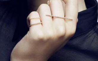 ローラ 指輪 今夜くらべてみました