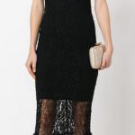 おしゃれイズムの梨花の衣装は?黒のドレスがセクシーすぎる!ブランドは?