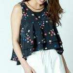 ごめん、愛してる衣装【第4話】吉岡里帆のバッグ洋服ブランドオレンジブラウスが可愛い