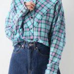 「笑ってコラえて」桐谷美玲の衣装を調査 チェックのブラウスのブランドはどこの?