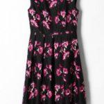 「仰天ハプニング」足立梨花の衣装 花柄のワンピースのあだっちーが可愛い