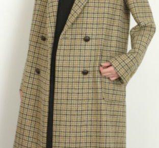 佐藤栞里のコート(有吉の壁)