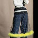 吉岡里帆の衣装(モニタリング)