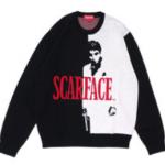 夜の巷を徘徊する「キムタクの衣装」supremeのスカーフェイスがカッコイイ!通販先は?