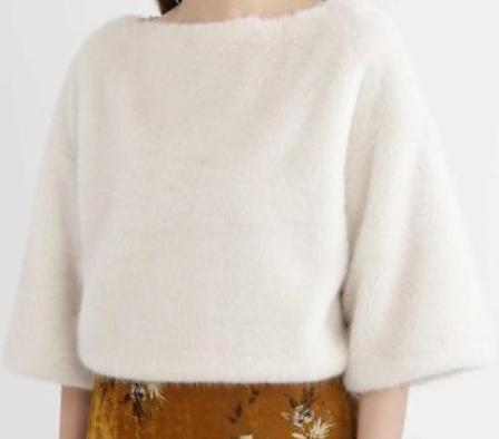 波瑠の服(もみ冬)