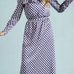 おしゃれイズム仲里依紗の衣装「ワンピースのブランド」ブロックチェックが可愛い