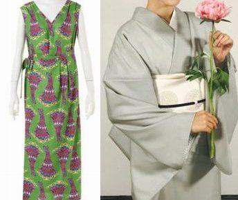 高嶺の花衣装