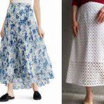 ホットペッパービューティー「広瀬アリスの衣装」スカートのブランドは?