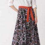 淡麗グリーンラベル「多部未華子の衣装」シャツワンピースと赤リボンベルトが可愛い!ブランドはどこの