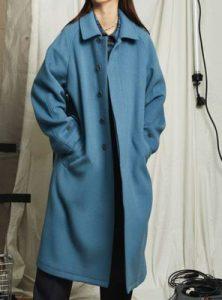 ボス恋衣装(玉森裕太さん着用 水色のコート)