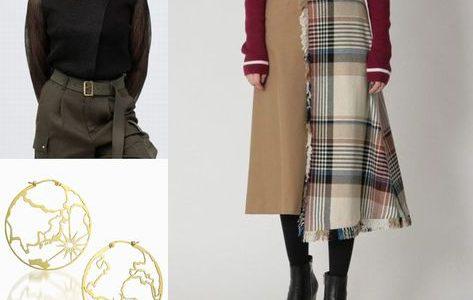 倉科カナさん着用衣装「オーマーボス恋は別冊で」