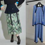 有村架純さんがドラマ「コントが始まる」で着ている衣装。